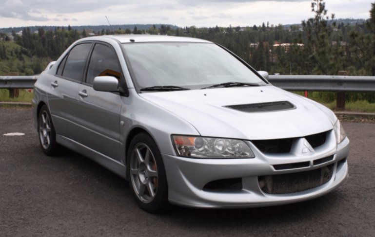 2003 Mitsubishi Lancer Concept and Owners Manual