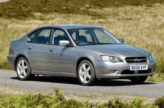 2003 Subaru Legacy Owners Manual and Concept