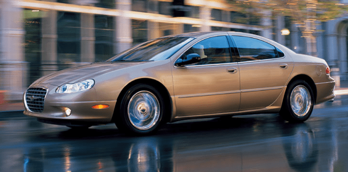 2004 Chrysler Concorde Owners Manual and Concept