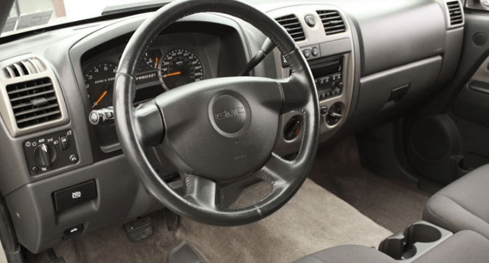 2004 GMC Canyon Interior and Redesign