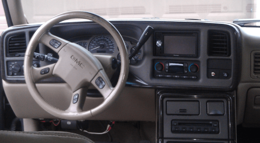 2004 GMC Yukon XL Interior and Redesign