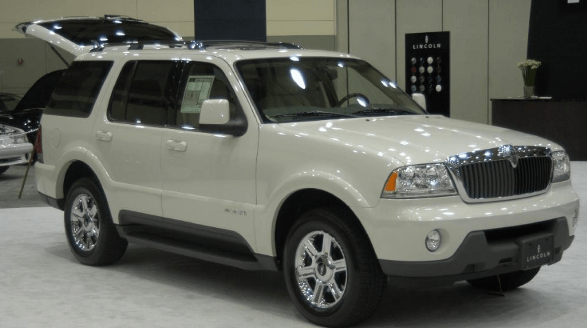 2004 Lincoln Aviator Concept and Owners Manual