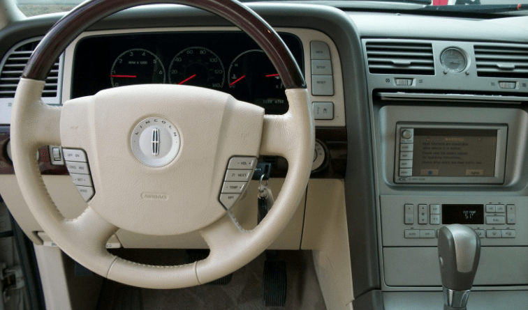 2004 Lincoln Navigator Interior and Redesign