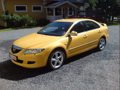 2004 Mazda 6 Owners Manual and Concept