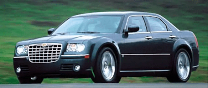2005 Chrysler 300C Owners Manual and Concept