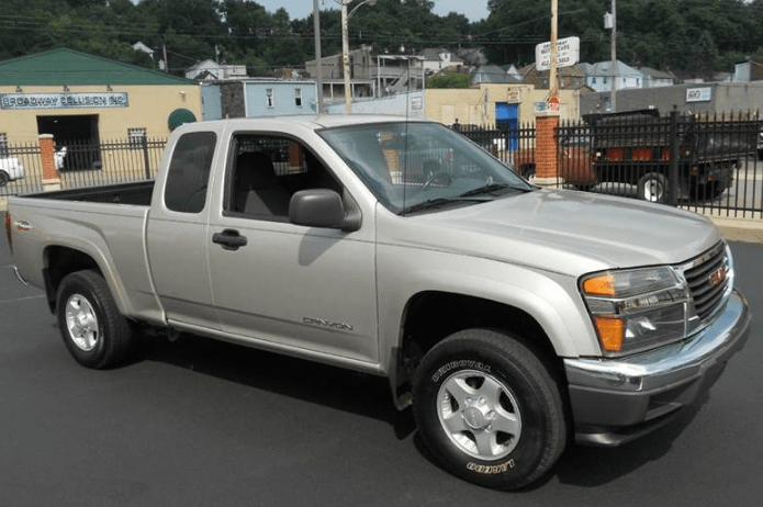 2005 GMC Canyon Concept and Owners Manual