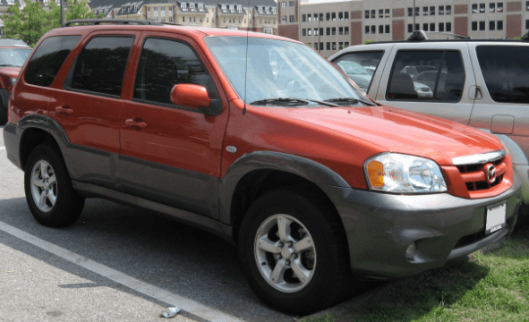 2005 Mazda Tribute Owners Manual and Concept