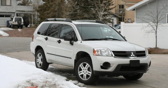 2005 Mitsubishi Endeavor Concept and Owners Manual