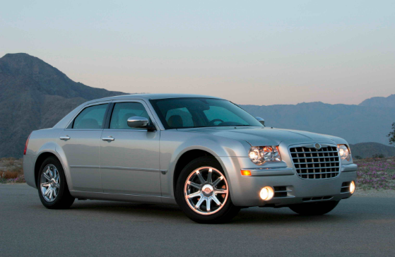 2006 Chrysler 300C Owners Manual and Concept