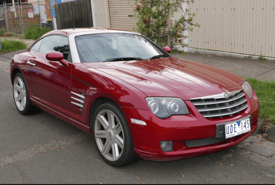 2006 Chrysler Crossfire Owners Manual and Concept