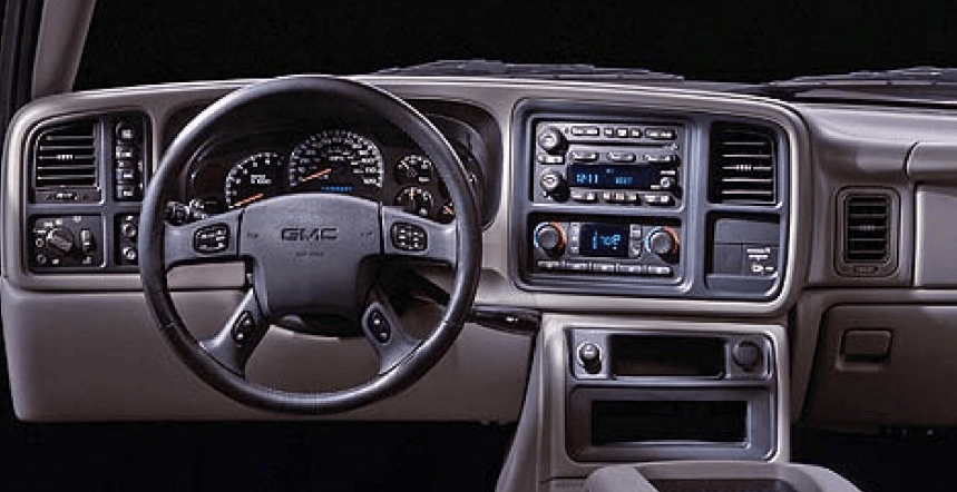 2007 GMC Sierra HD Interior and Redesign
