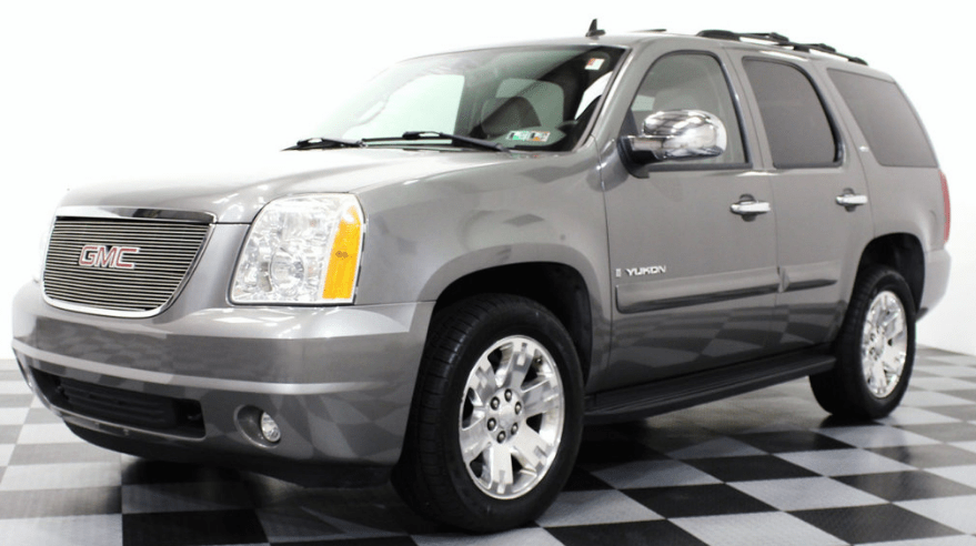 2007 GMC Yukon Concept and Owners Manual