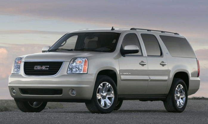 2007 GMC Yukon XL Concept and Owners Manual