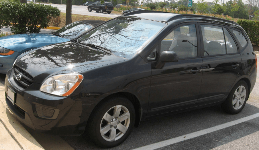 2007 Kia Rondo Concept and Owners Manual