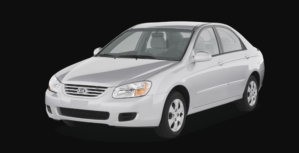 2007 Kia Spectra Concept and Owners Manual