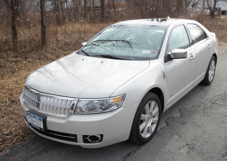 2007 Lincoln MKZ Concept and Owners Manual