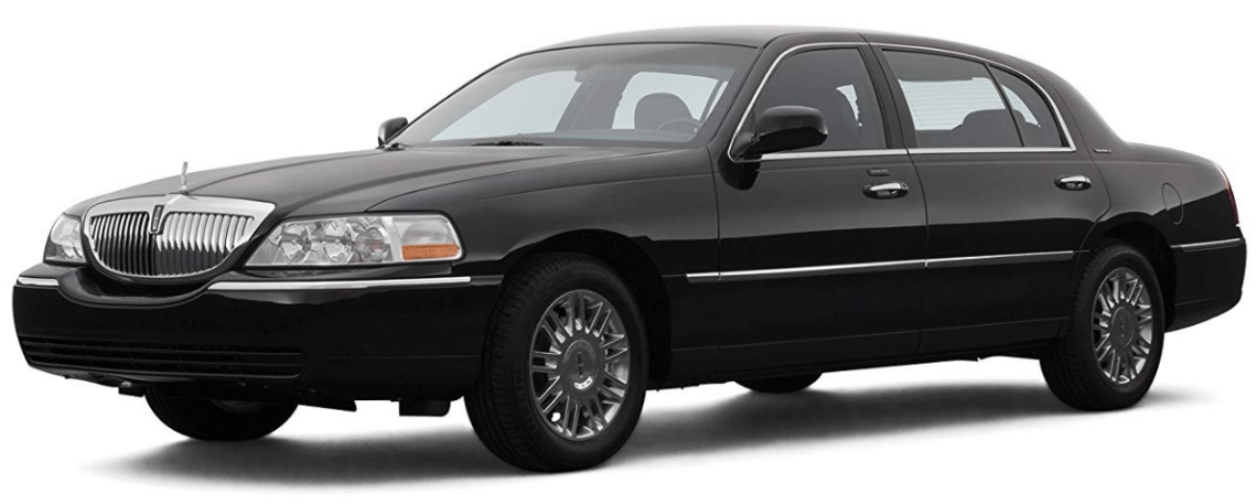 2007 Lincoln Town Car Concept and Owners Manual