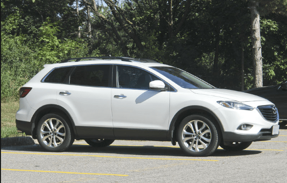 2007 Mazda CX-9 Owners Manual and Concept