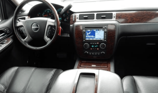 2008 GMC Yukon Interior and Redesign