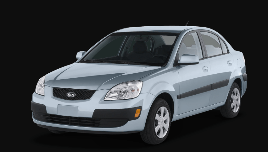 2008 Kia Rio Concept and Owners Manual