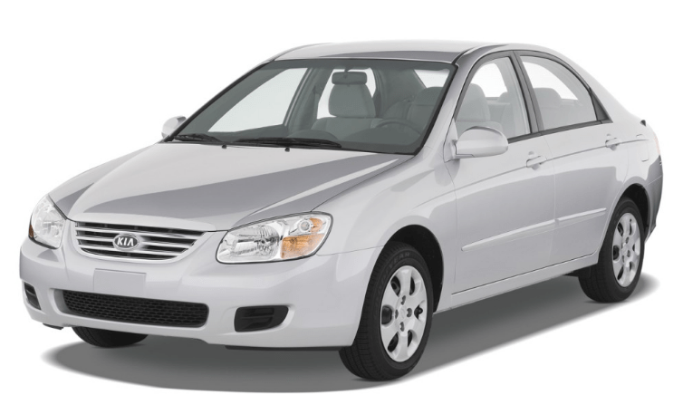 2008 Kia Spectra Concept and Owners Manual