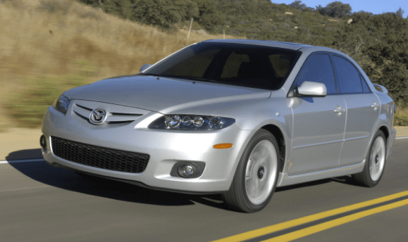 2008 Mazda 6 Owners Manual and Concept