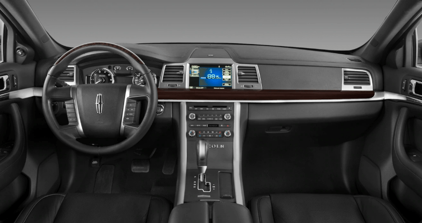 2010 Lincoln MKS Interior and Redesign
