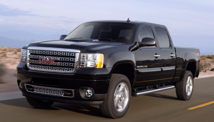 2011 GMC Sierra HD Owners Manual