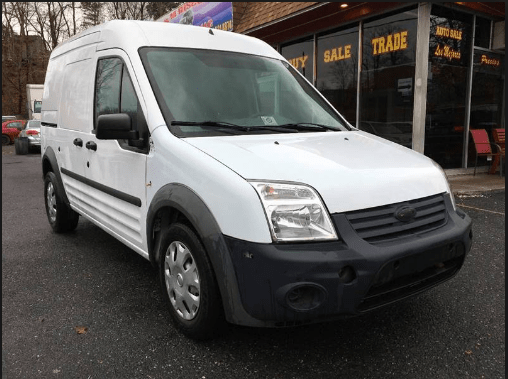 2012 Ford Transit Connect Owners Manual and Concept