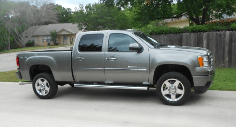 2012 GMC Sierra HD Concept and Owners Manual