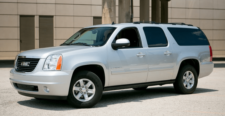 2012 GMC Yukon XL Concept and Owners Manual