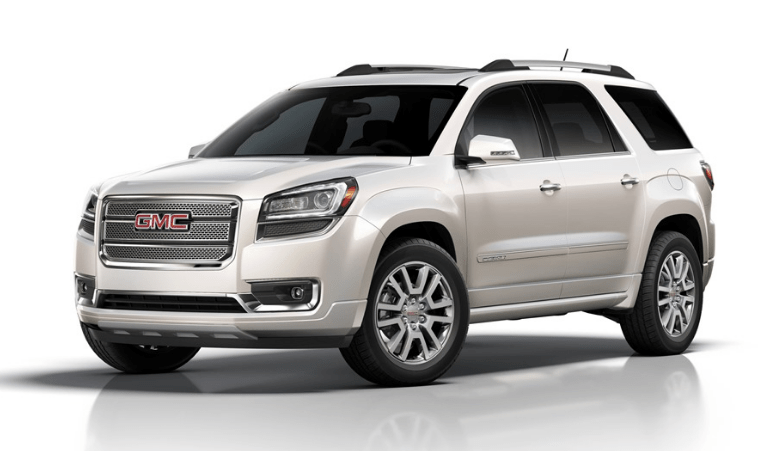 2013 GMC Acadia Concept and Owners Manual