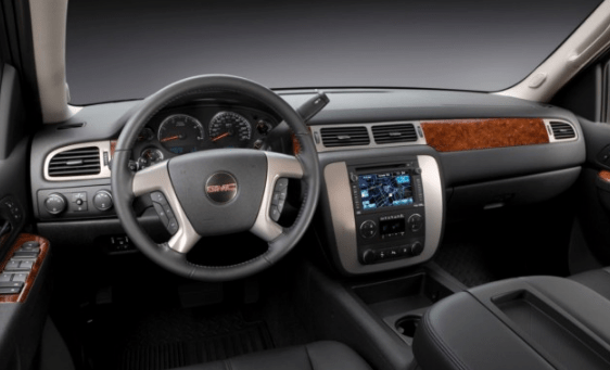 2013 GMC Sierra HD Interior and Redesign