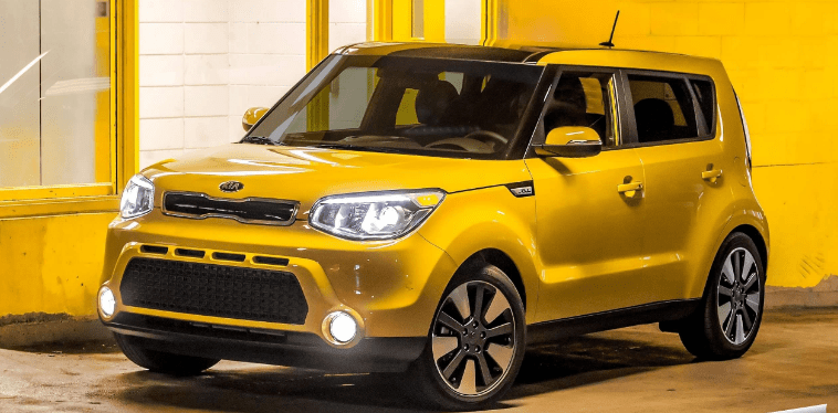 2014 Kia Soul Concept and Owners Manual