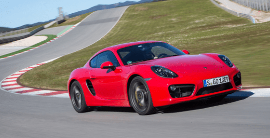 2014 Porsche Cayman Owners Manual and Concept