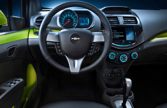 2015 Chevrolet Spark Interior and Redesign