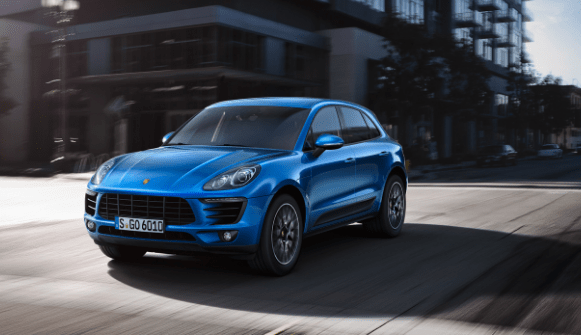 2015 Porsche Macan Owners Manual and Concept