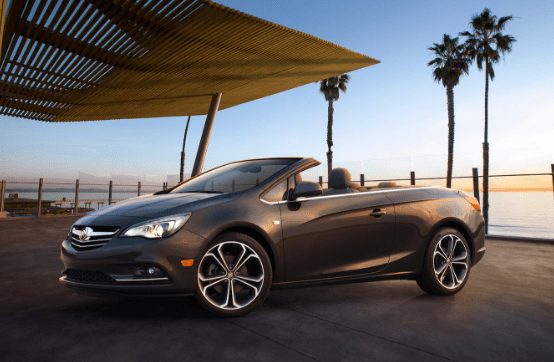 2016 Buick Cascada Owners Manual and Concept