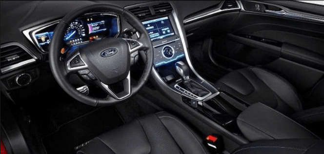 2016 Ford Fusion Energi Interior and Redesign