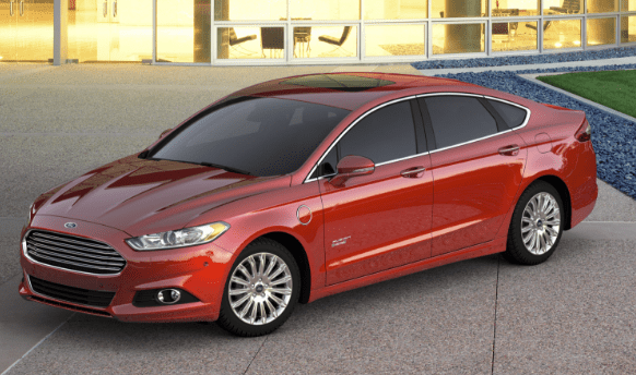 2016 Ford Fusion Energi Owners Manual and Concept