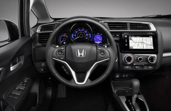 2016 Honda Fit Interior and Redesign