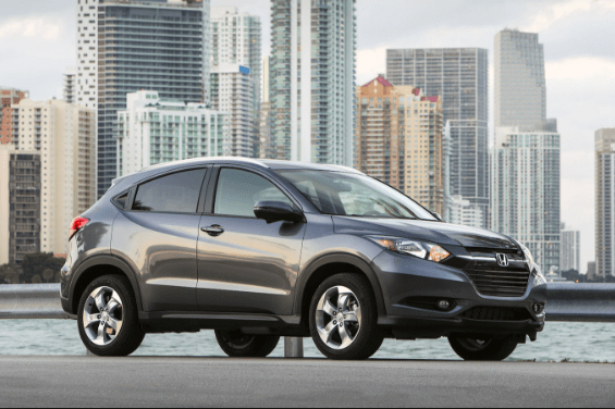 2016 Honda HR-V Owners Manual and Concept