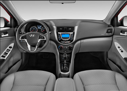 2016 Hyundai Accent Interior and Redesign