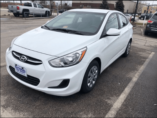 2016 Hyundai Accent Owners Manual and Concept