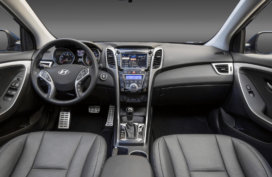 2016 Hyundai Elantra GT Interior and Redesign