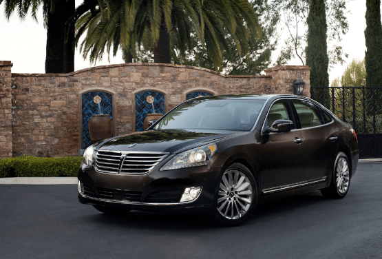2016 Hyundai Equus Owners Manual and Concept