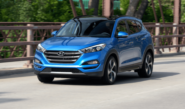 2016 Hyundai Tucson Owners Manual and Concept