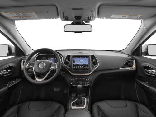 2016 Jeep Cherokee Interior and Redesign