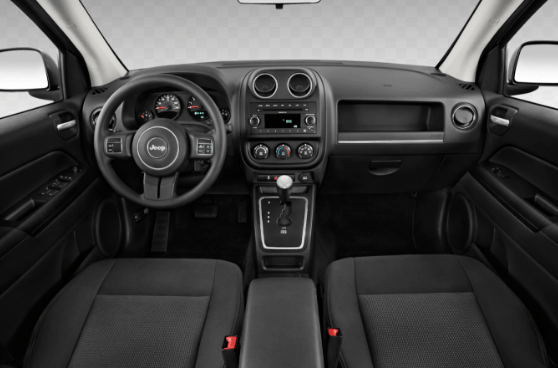 2016 Jeep Compass Interior and Redesign