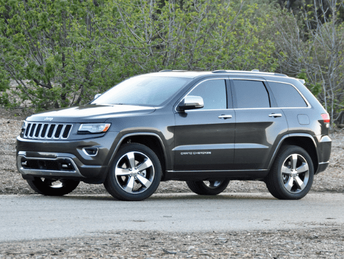 2016 Jeep Grand Cherokee Owners Manual and Concept